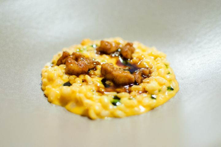 ORZOTTO – ANIMELLE - ZUCCA AGRODOLCE