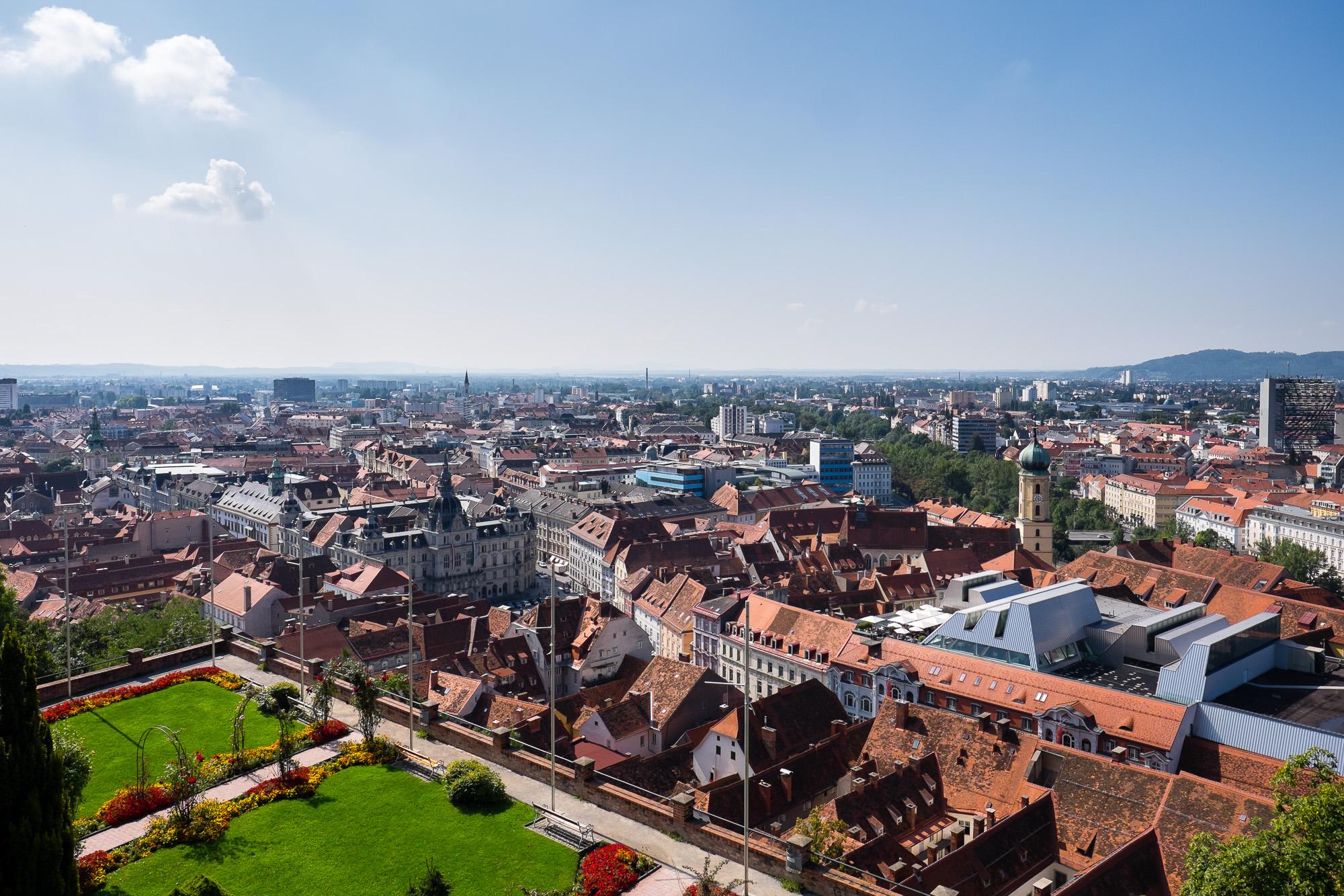 Graz: tra Design, Food e tradizione … 1/2