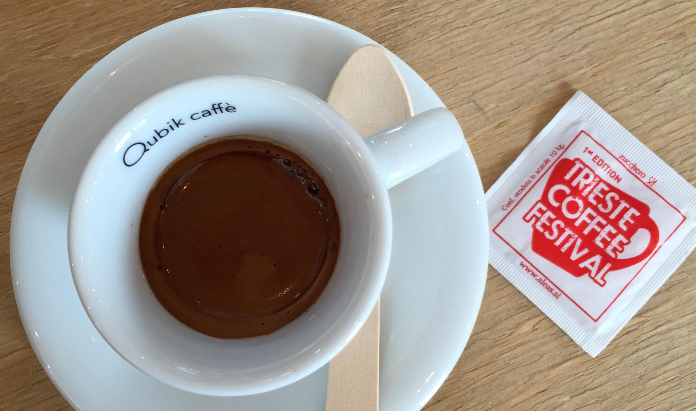 """Terza edizione del """"Trieste coffee festival""""."""