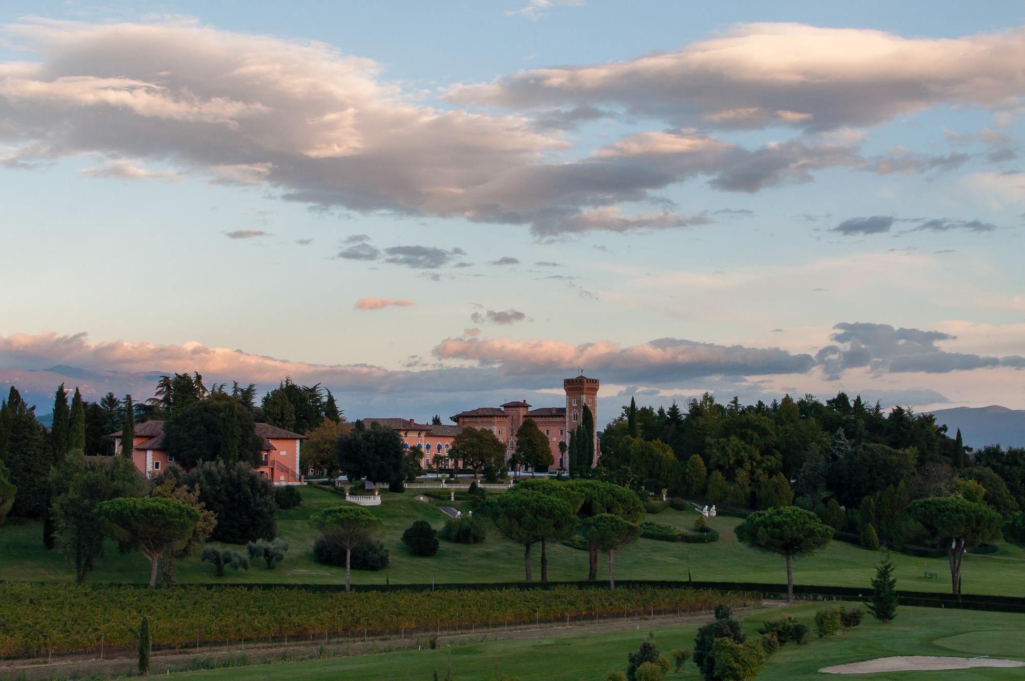 Un weekend romantico? Il Castello di Spessa vi aspetta!