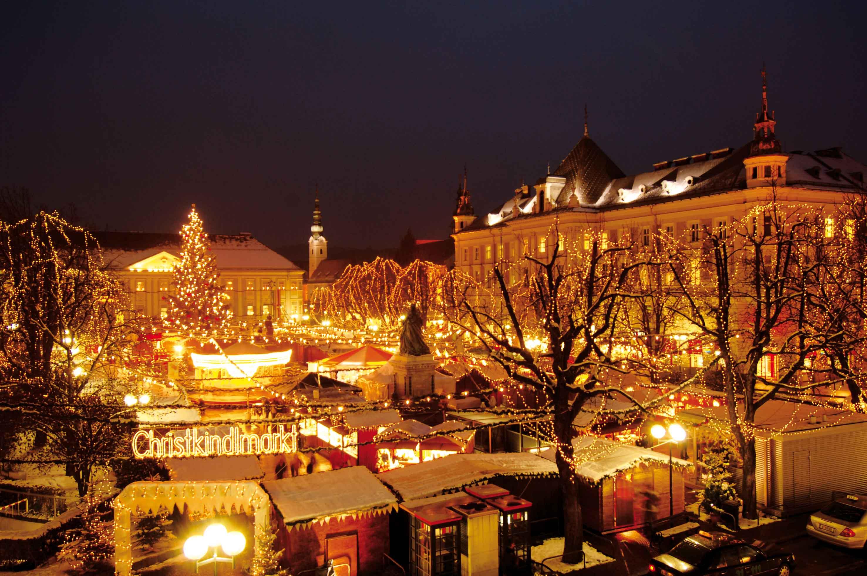Kaernten - Winter