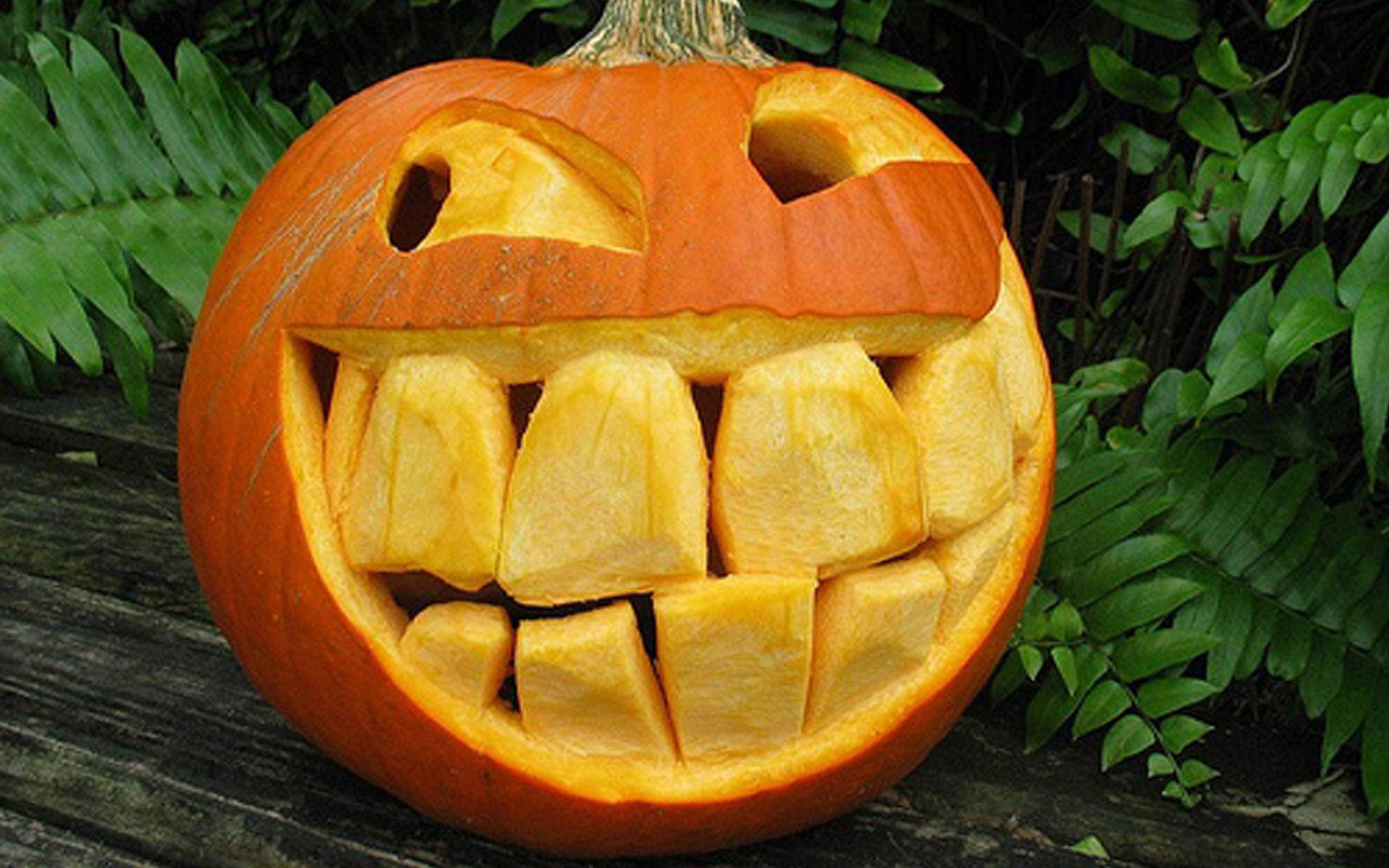 funny-halloween-pumpkin