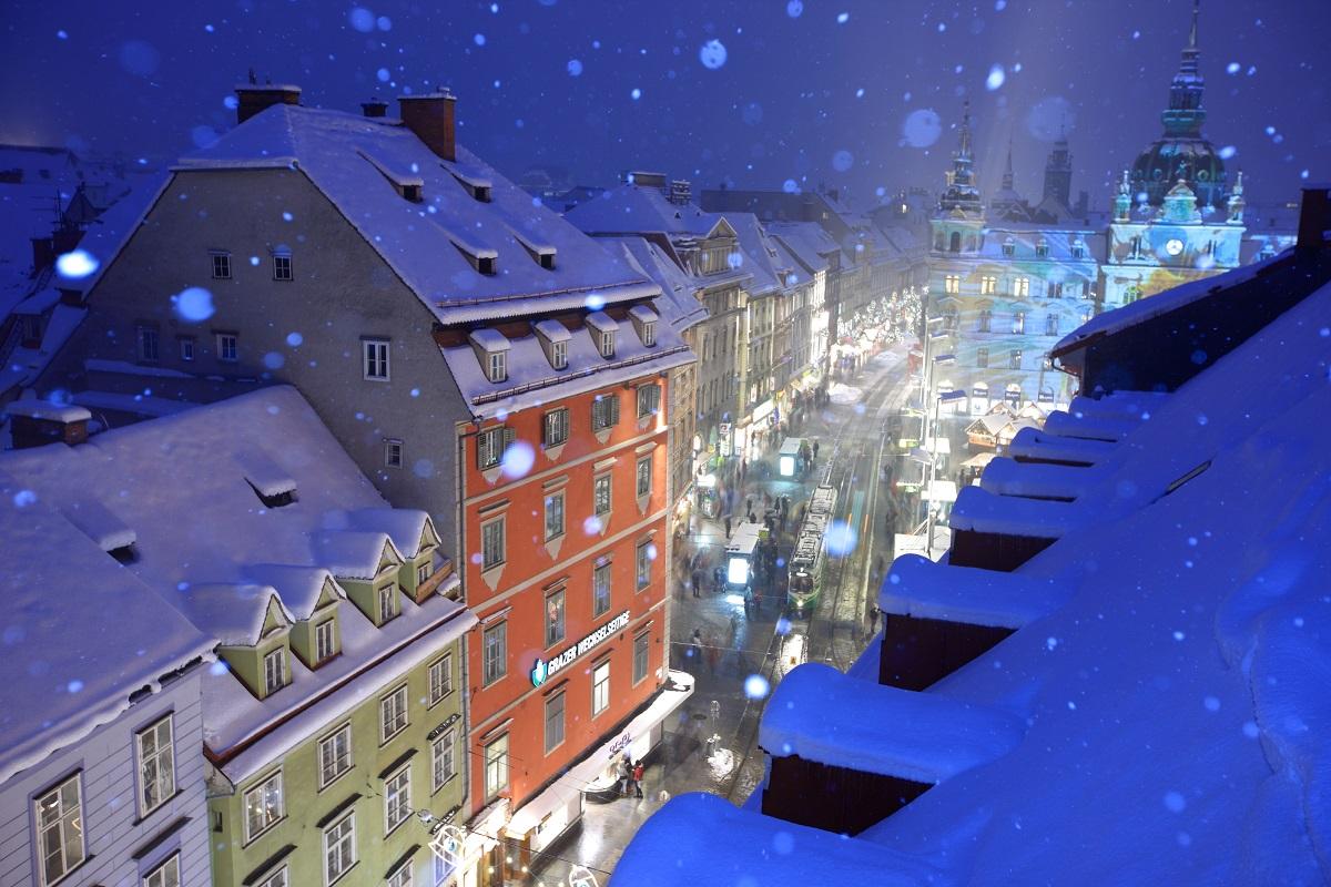 Christmas in Graz©CGrazTourismus